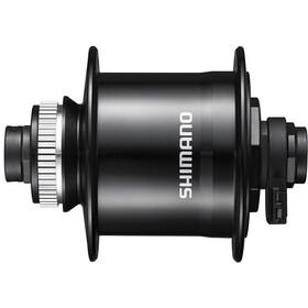 Shimano Nexus DH-UR705-3 Dynamo de moyeu Centerlock Disc Blocage rapide, black